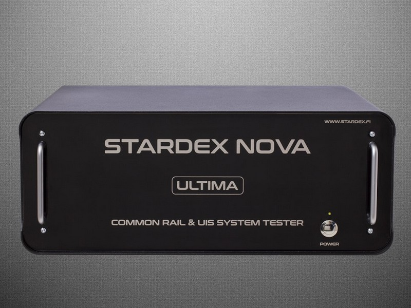 stardex diesel test equipment nova ultima